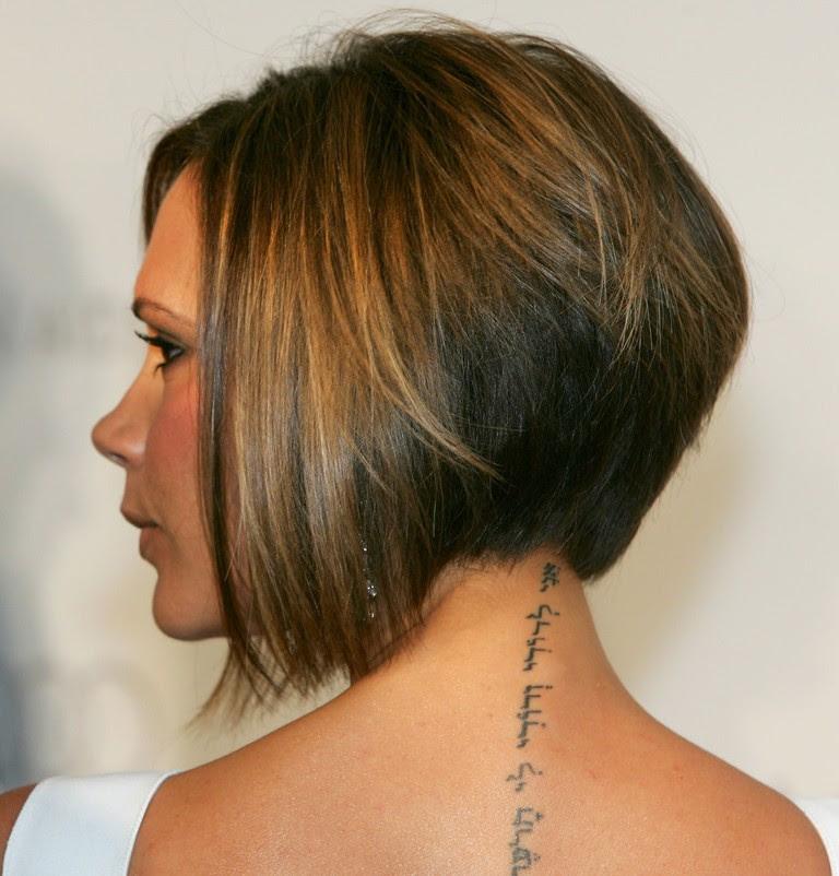 Victoria Beckham Bob Haircut Hairstyles Weekly Haircuts