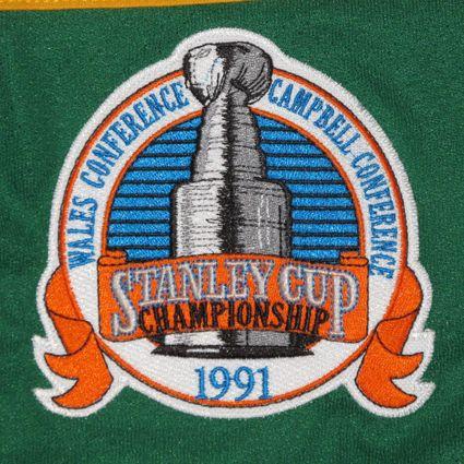 Minnesota North Stars B 1990-91 jersey photo Minnesota North Stars B 1990-91 P.jpg