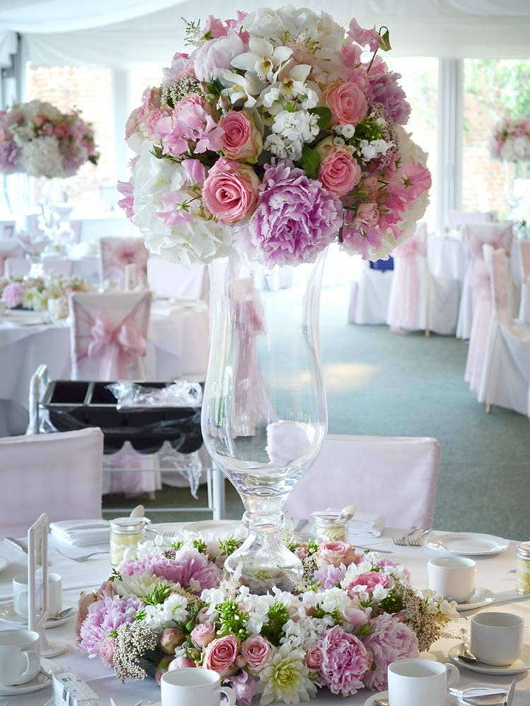 Stunning Wedding Flower Centrepiece Ideas Springfield Florist Weddings Essexspringfield Florist Weddings Essex