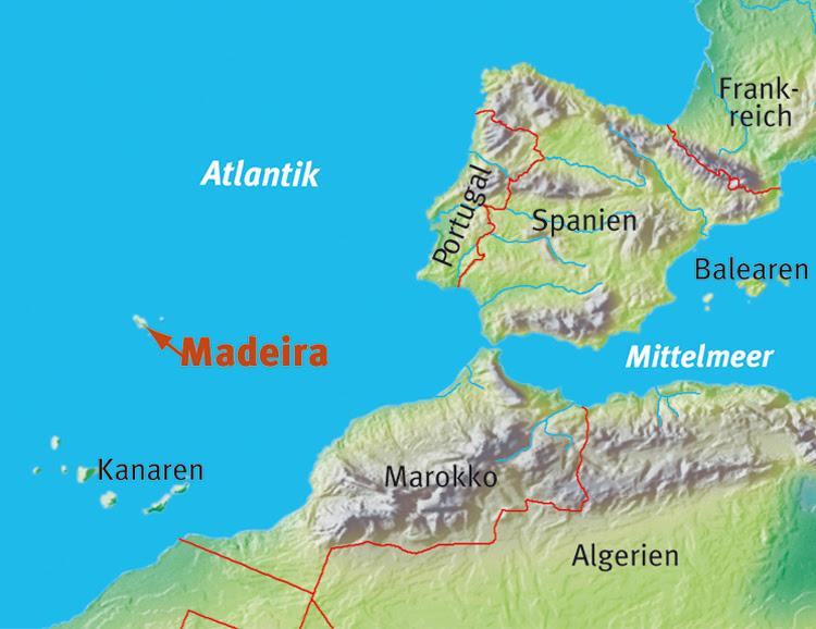 Wo Liegt Funchal