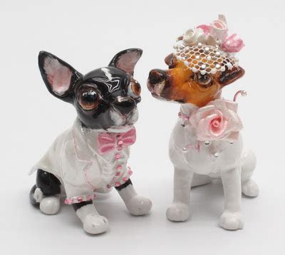 madamepOmmcustomorder: eam85   Chihuahua and Jack Russell