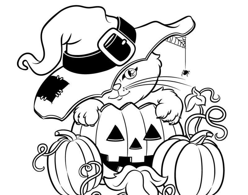 halloween bilder zum ausmalen  malvorlagen