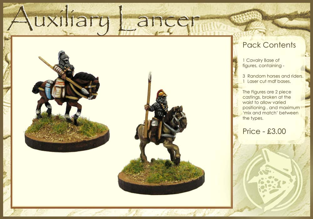 SPE12 - Auxiliary Lancer single base - Click Image to Close