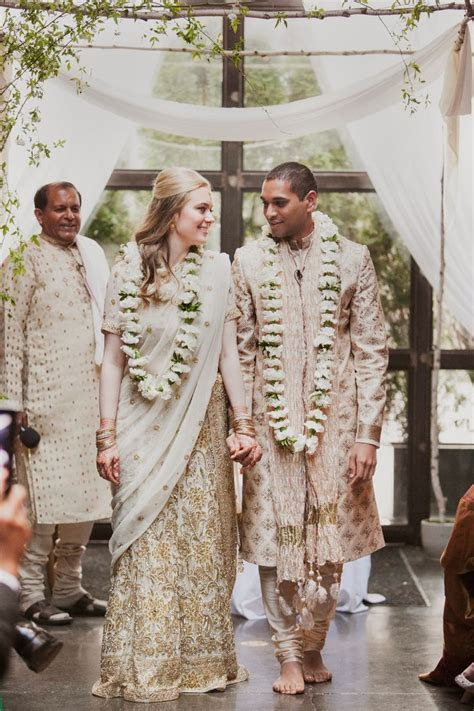23 best images about Indian interracial wedding on