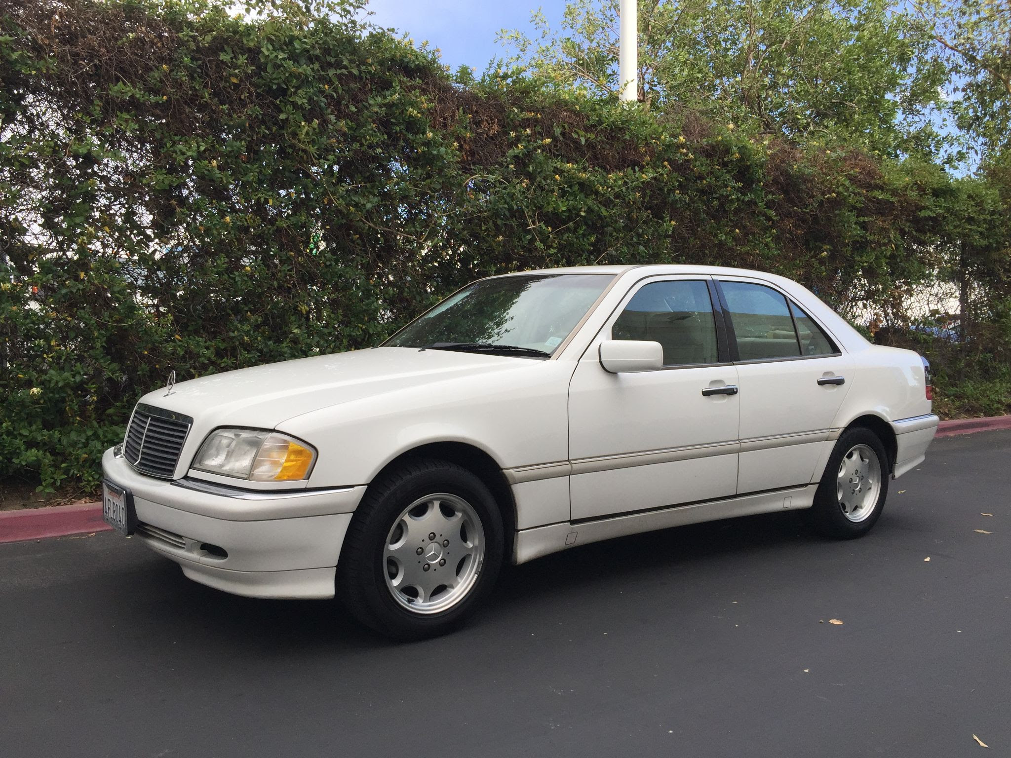 Used 1999 Mercedes-Benz C-Class C230 KOMPRESSOR at City ...