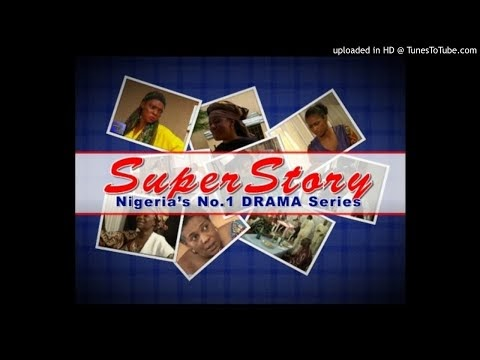 Super Story Theme Song Lyrics (This is super story)