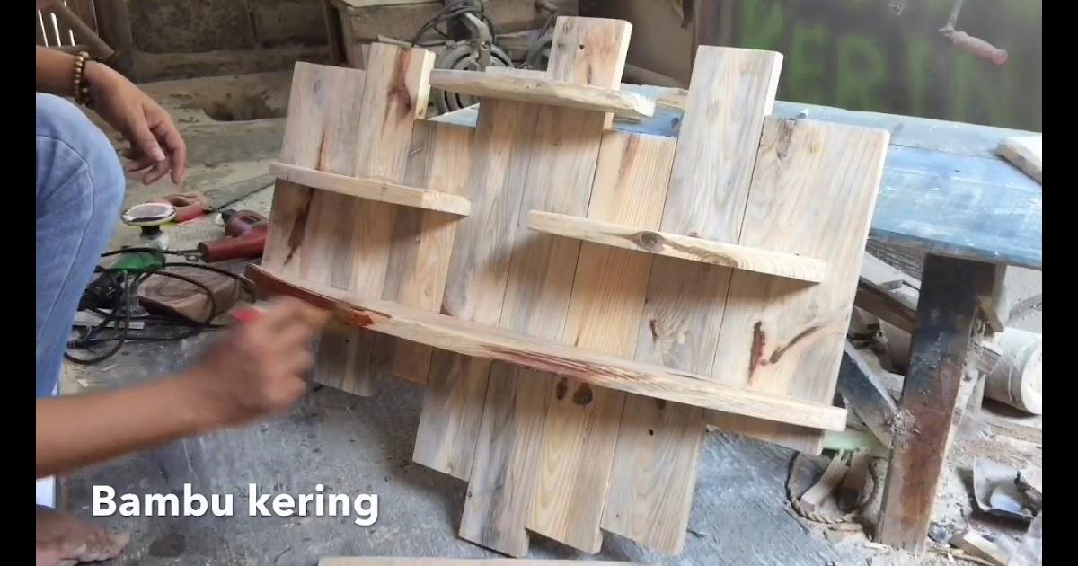 Cara Membuat Kerajinan Tangan Dari Limbah Kayu ...