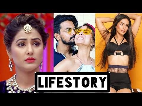 Hina Khan ( अक्षरा ) Real Lifestory || Lifestyle || Biography