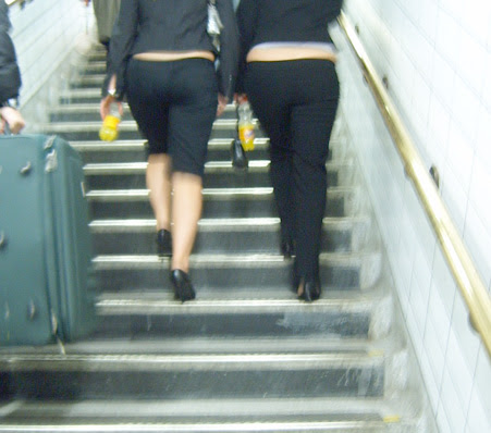 The Low Slung Trouser Girls