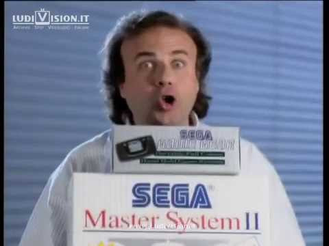Sega Master System II Plus regala Game Gear (1992)