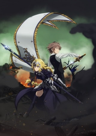 Descargar Fate/Apocrypha en HD por mega