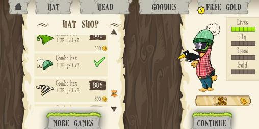 Screenshots of the The adventure of Robert the scarecrow: Run Robert run for Android tablet, phone.