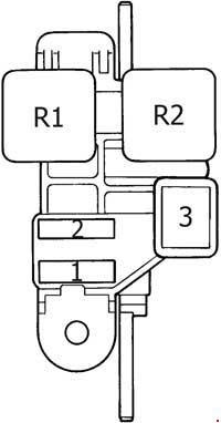 Toyota 4runner 1989 1995 Fuse Box Diagram Auto Genius