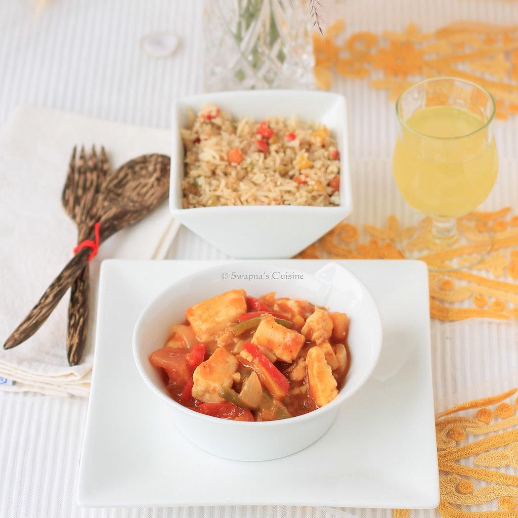 Paneer Recipe Chinese Style