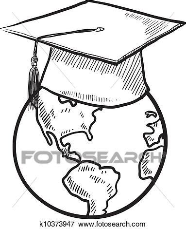 global education vector clip art  fotosearch