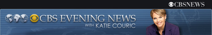 The CBS Evening News with Katie Couric newsletter