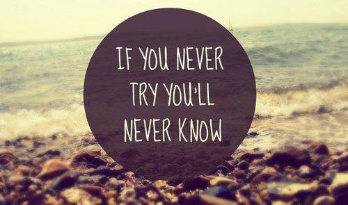 Take A Chance Motivational Quotes And Images Uplifting And
