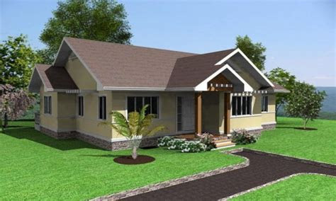 simple house design  bedrooms   philippines simple