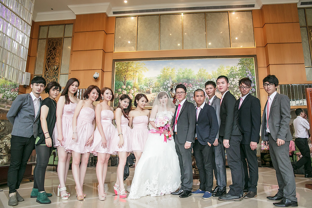 學誠&尹宣 浪漫婚宴 (32)