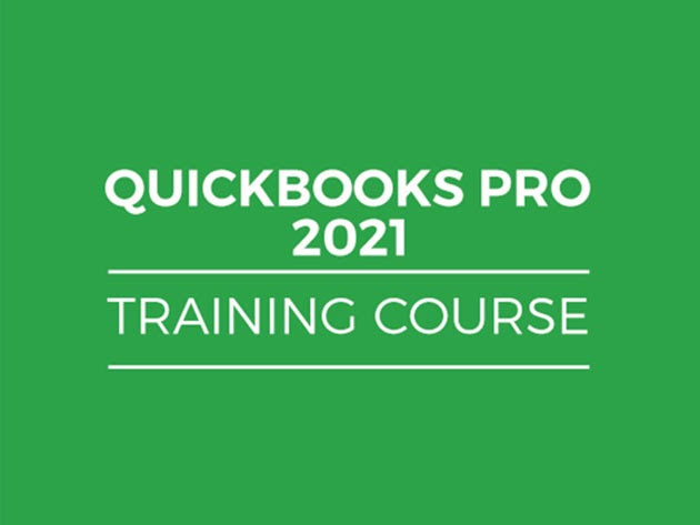 The Complete 2021 QuickBooks Bootcamp Bundle for $29