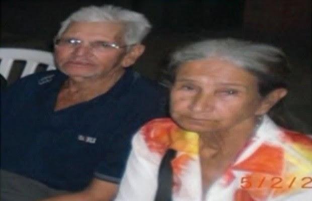 Idoso morre cerca de duas horas depois da morte da mulher em Anápolis Goiás (Foto: Reprodução/TV Anhanguera)