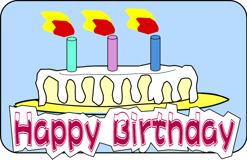 Birthday Cake Clipart Images