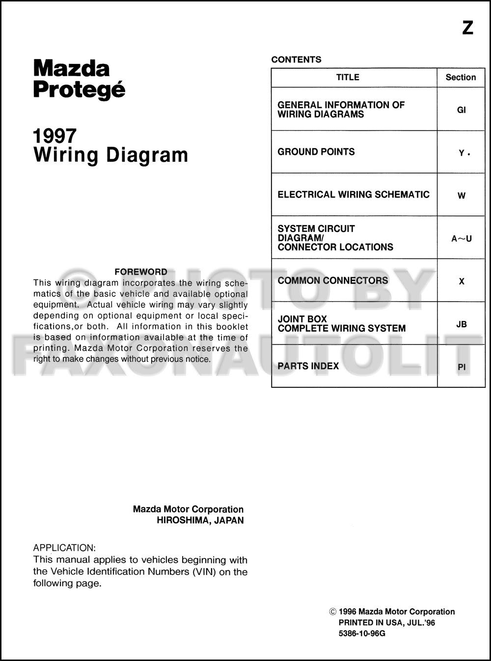 diagram] mazda protege 1997 wiring diagram full version hd quality wiring  diagram - ritualdiagrams.democraticiperilno.it  diagram database - democraticiperilno.it