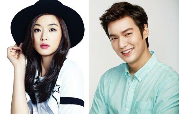 Image result for lee min ho and jun ji hyun
