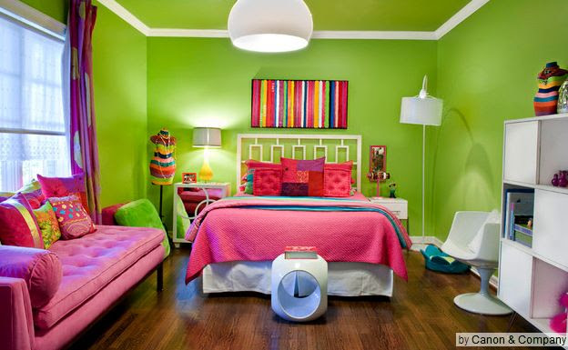 Green Pink In The Bedroom 17 Fascinating Ideas
