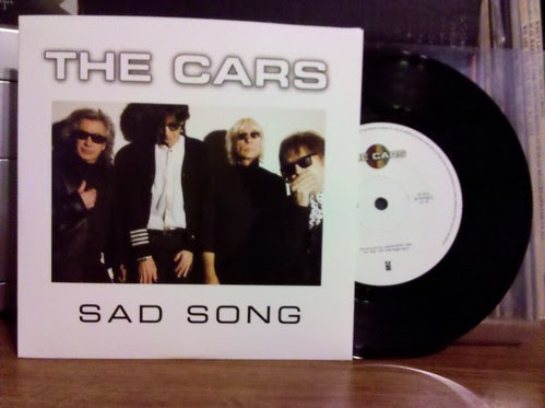 Record Store Day Haul #6 - The Cars - Sad Song 7""