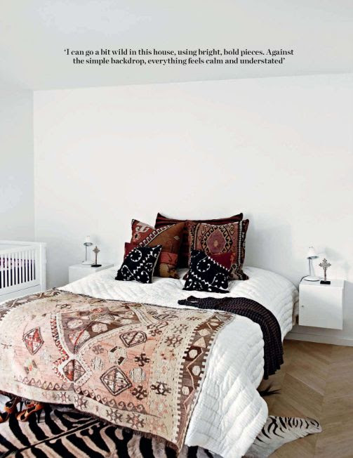 bliss blog - my happyplace:: via elle decoration  photographed by Birgitta Wolfgang Drejer/Sisters Agency
