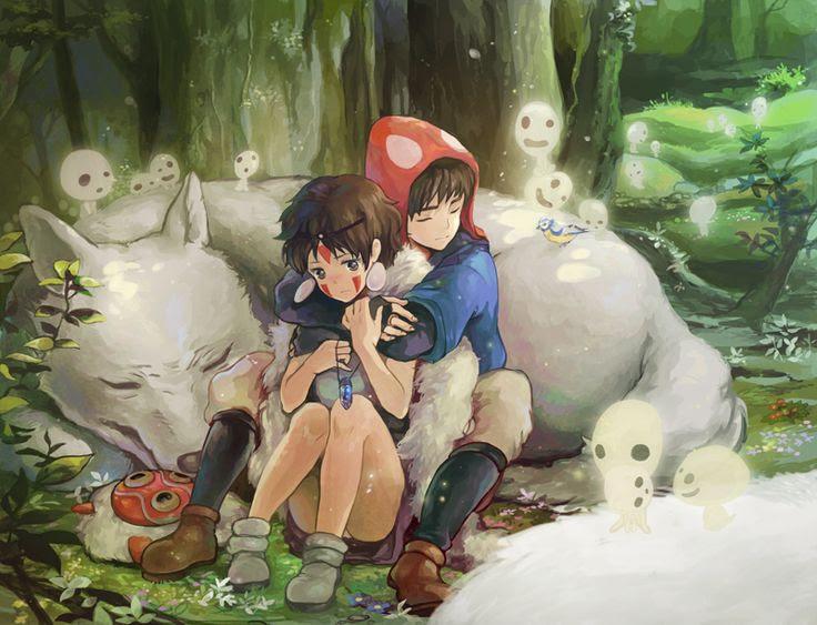 Midland Cave Ncc もののけ姫 By Saya Princess Mononoke Sg Tags