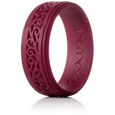 Kauai Silicone Wedding Rings   Largest Leading Brand, from