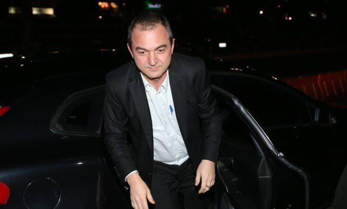 O dono da JBS Joesley Batista - Agência O Globo / Ailton Freitas 07-09-2017  Leia mais: https://oglobo.globo.com/brasil/pgr-pede-prisao-de-joesley-ricardo-saud-ex-procurador-marcello-miller-21803165#ixzz4s96ddgUV  stest