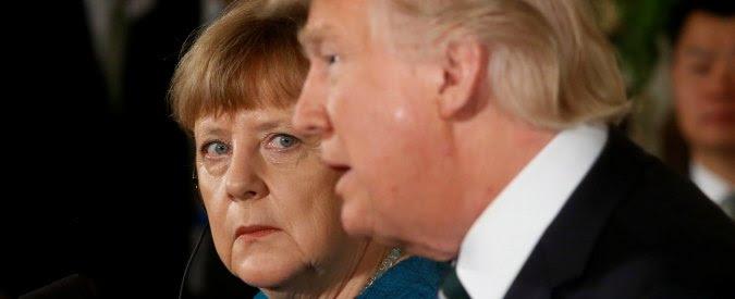 """Usa, Merkel contro Trump: """"I tempi in cui l'Europa poteva fare affidamento sugli altri sono passati"""""""