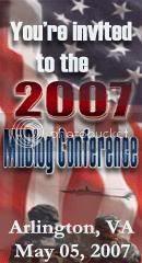 2007 MilBlog Conference