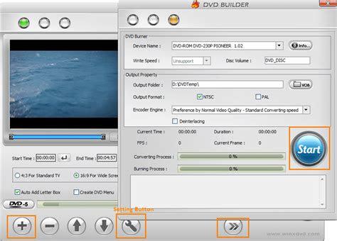 dvd burner software  windows   burn
