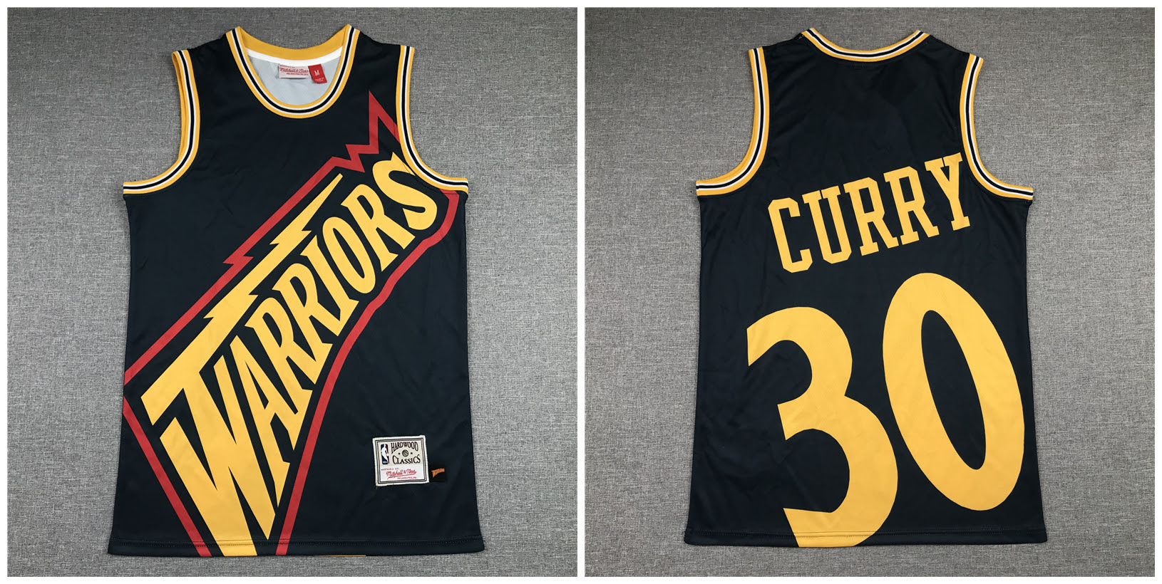 Men's Golden State Warriors #30 Stephen Curry Black NEW 2021 Nike City Edition Stitched Jersey ...