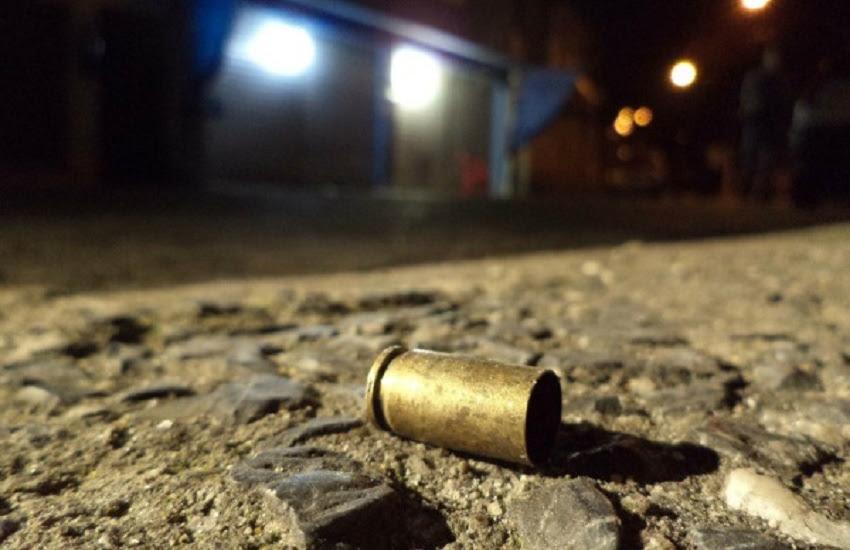 cápsula de arma em referência a Criança de 10 anos mata adolescente em Morada Nova