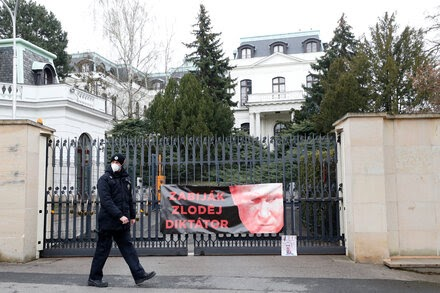 Czechs Blame 2014 Blasts at Ammunition Depots on Elite Russian Spy Unit