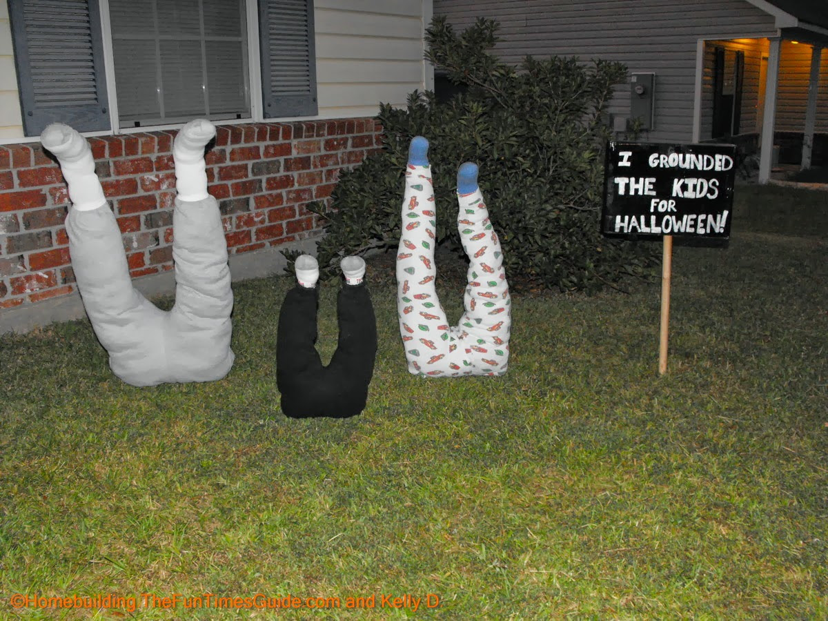 Funny Outdoor Decorations