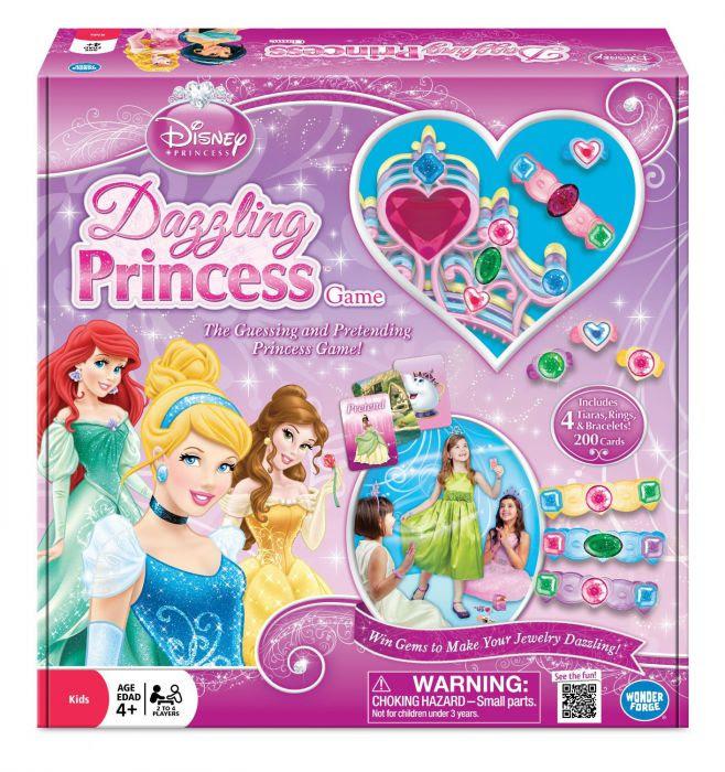 Disney Princess Dazzling Princess Board Game - Puzzles & Games