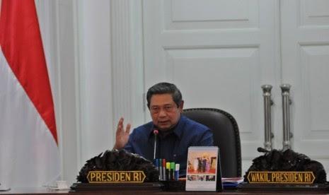 SBY Janji Modernisasi Alutsista