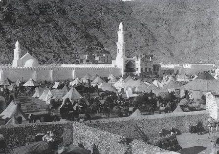 haji - masjid khaif