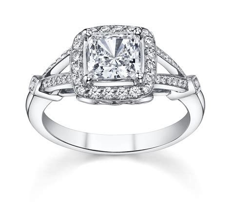 Designer Spotlight   Robbins Brothers Engagement Rings