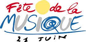 Logo de la Fête de la musique