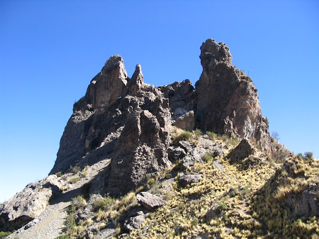 La muela del Diablo (La Paz)