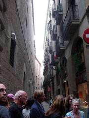 Street in Barri Gotic