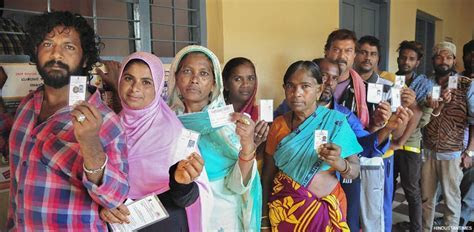 Lok Sabha elections 2019: 68.22% voting in 13