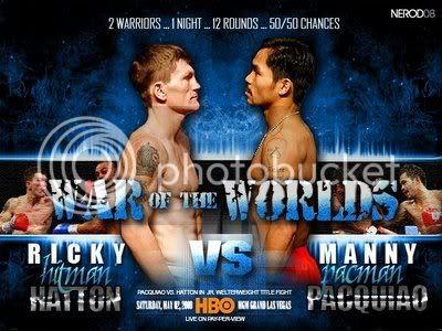 Manny Pacquiao,Ricky Hatton